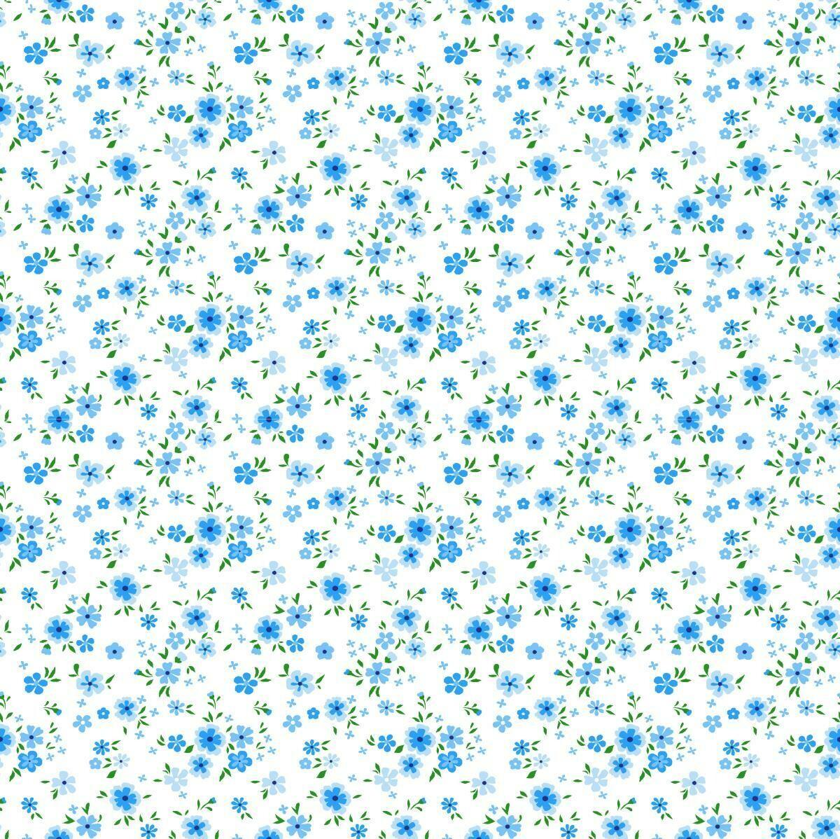 Луговые цветы Ситец 95 см 18982-2