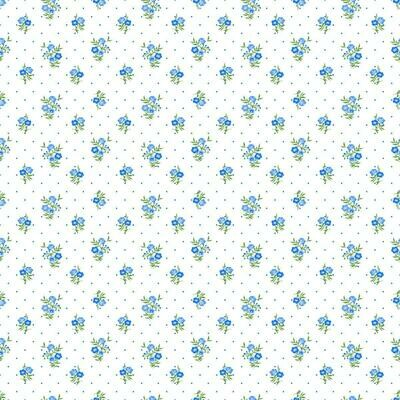 Весенняя радость Ситец 95 см 18981-3