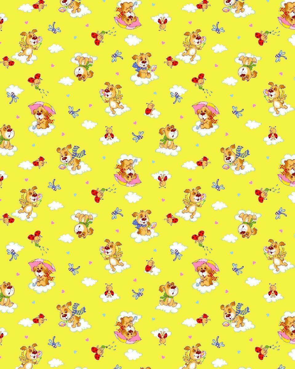 Собачкина радость Ситец 95 см 21045-4