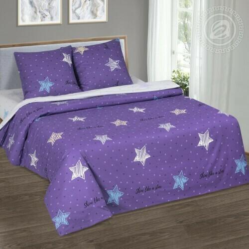 Небесная фантазия - DE LUXE  (Комплекты постельного белья)