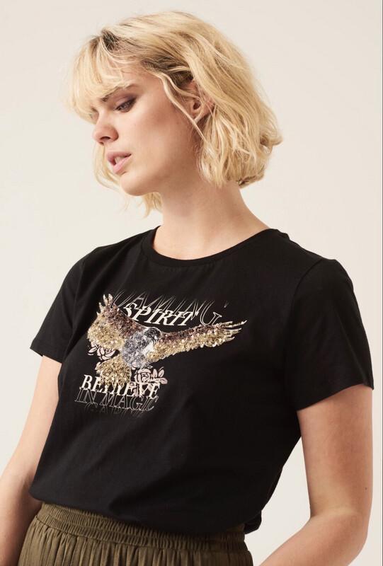 Camiseta spirit