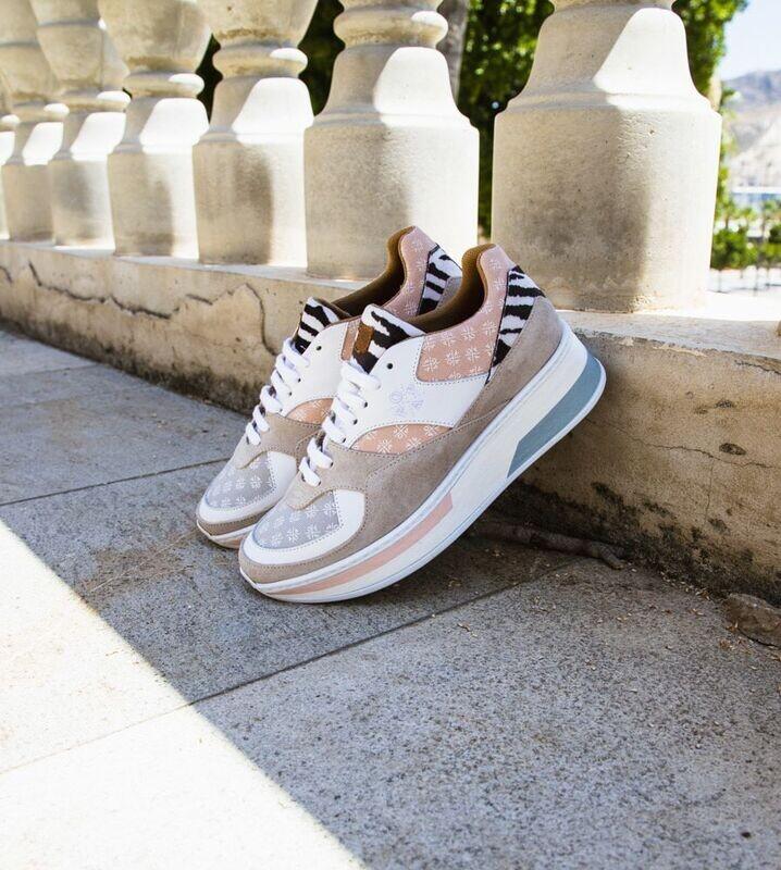 Sneaker SAJAMA ROSA