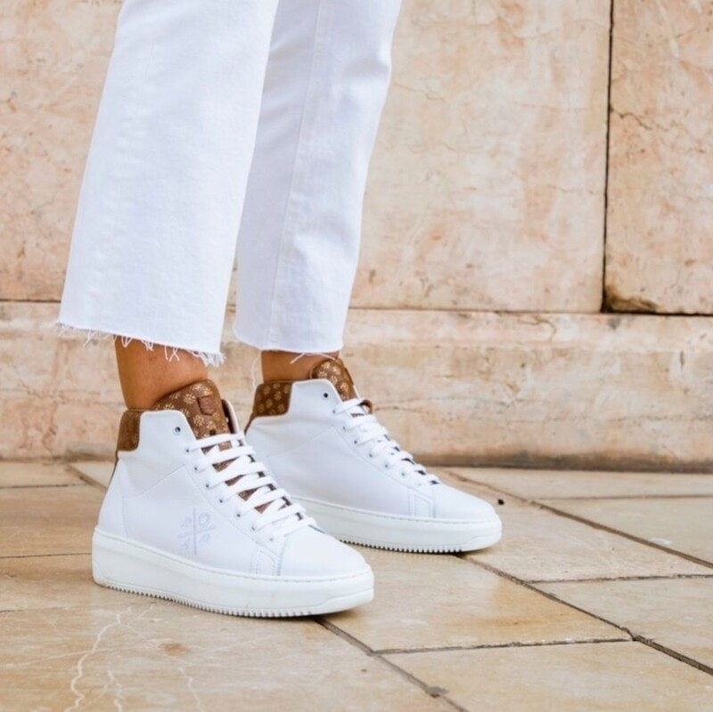 Sneaker BULNES CUERO
