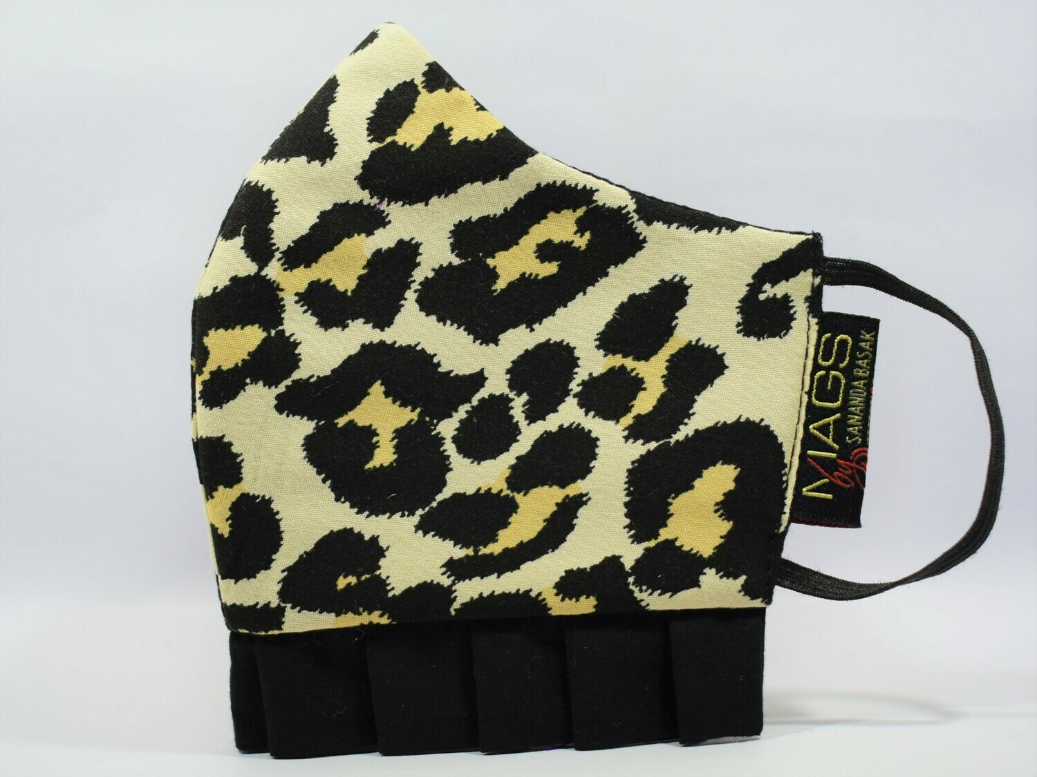 Leopard Animal Print With Frill