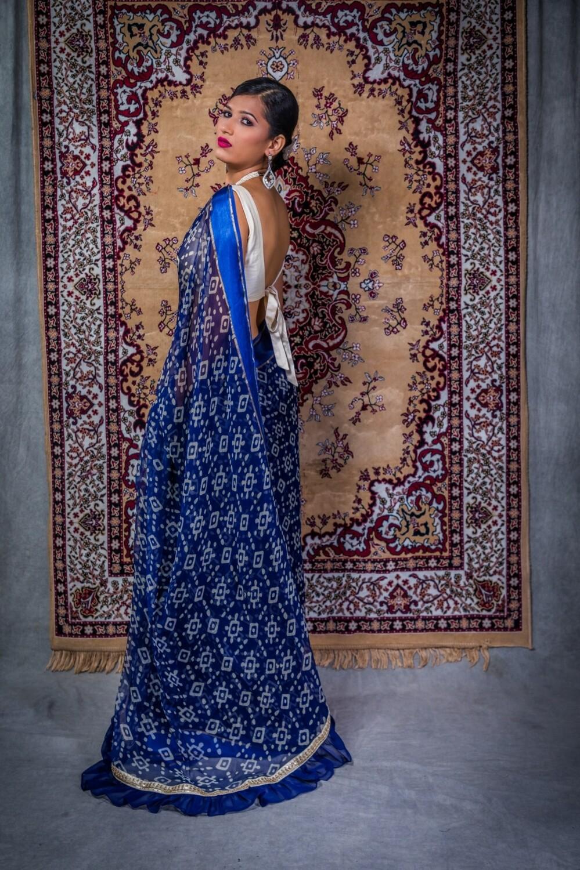 The Blue Batik