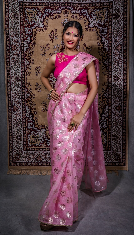 The Sheer Magic Of Pink