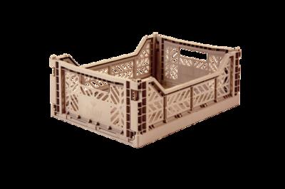 Aykasa Midi eða Mini box | WARM TAUPE