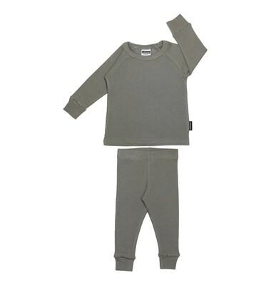 Cribstar | Ribbed Stormey Grey Sett