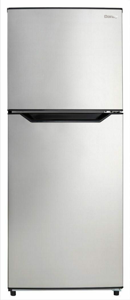 Danby 10.1 cu. ft. Apartment Size Refrigerator (DFF101B1BSSDB)