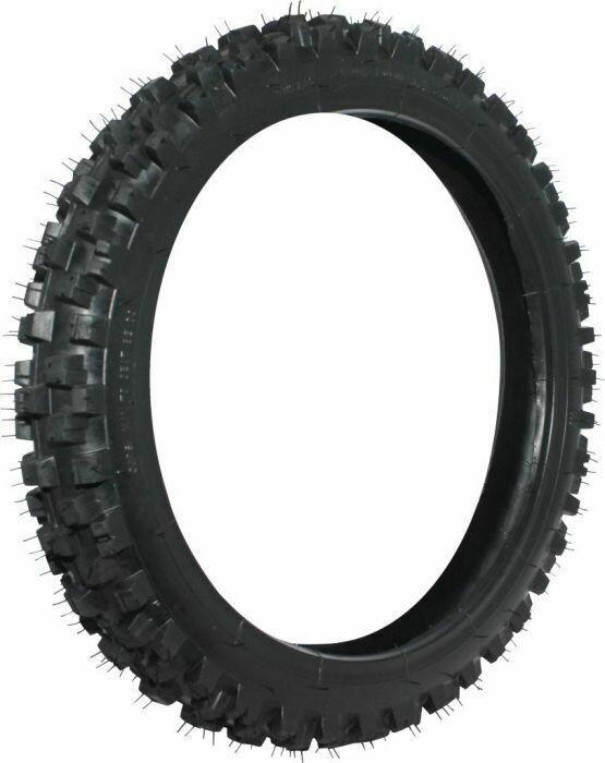 Tire - 60/100-14 (2.50-14), 14 Inch, Dirt Bike (40D1425Y)
