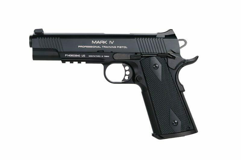 KWA M1911 MKIV PTP GBB Airsoft Pistol