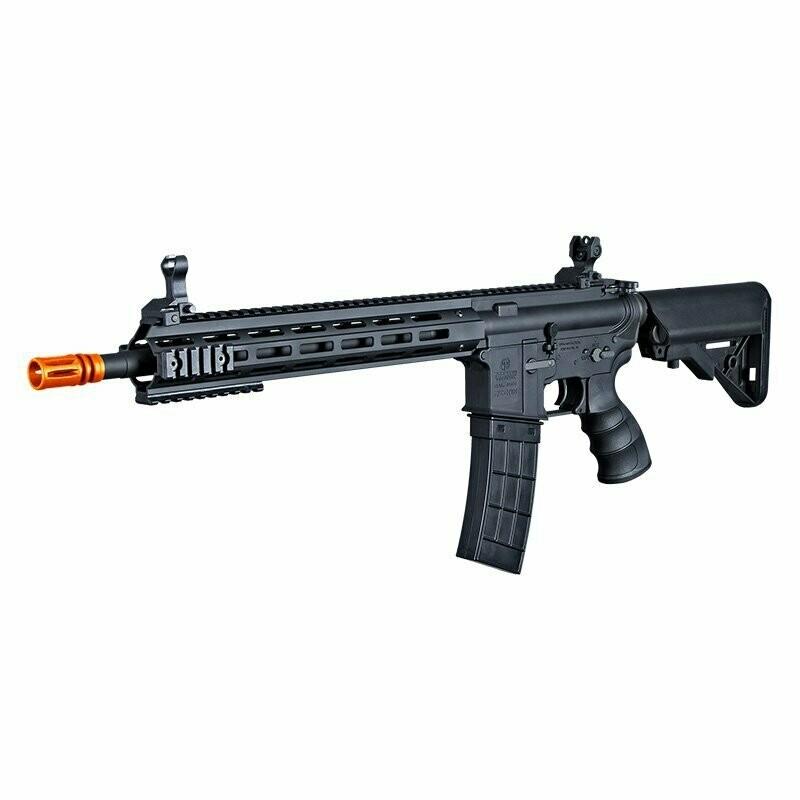 Tippmann Recon Carbine 14.5in M-Lok Airsoft Gun - Black