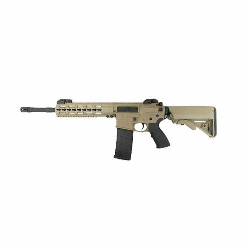 Tippmann Commando Carbine 14.5in Airsoft Gun - Desert