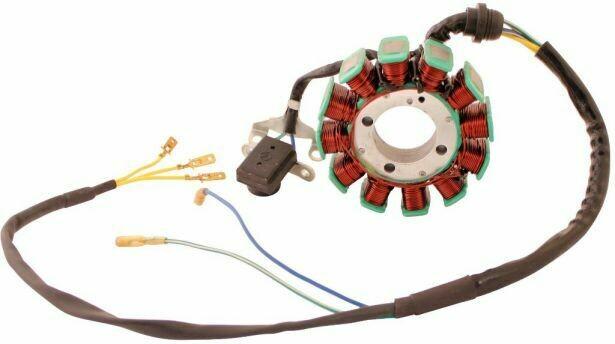 Stator - Magneto Coil, CG12, 5 Wire 30A9375