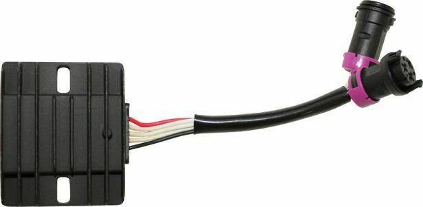 Rectifier - Voltage Regulator, 150cc to 250cc, 2+3 Split Connector 10A6145