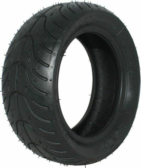 Tire - 110/50-6.5, Pocket Bike, Rear, Front, Street Tread