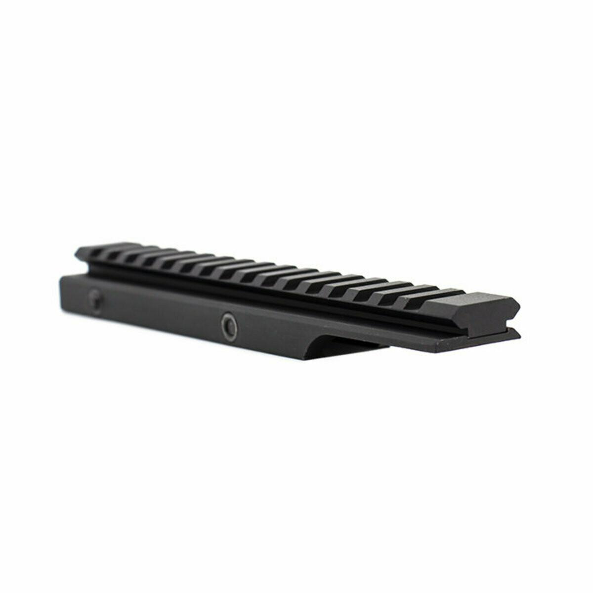"""Rifle Accessory - Valken Riser Mount 0.5""""- 16 slots-20 MOA"""