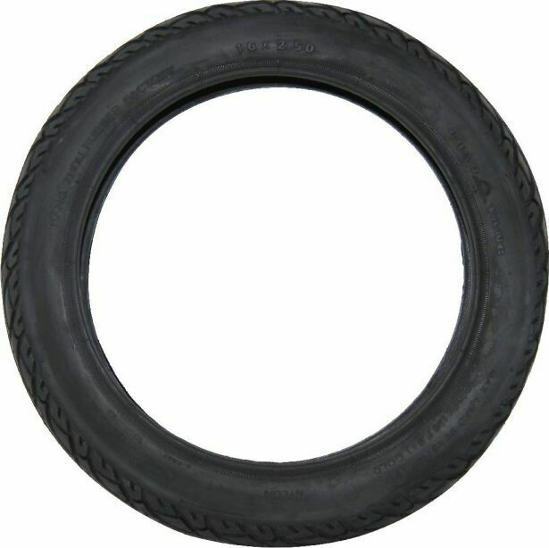 Tire - 16x2.50, Scooter 40C1045