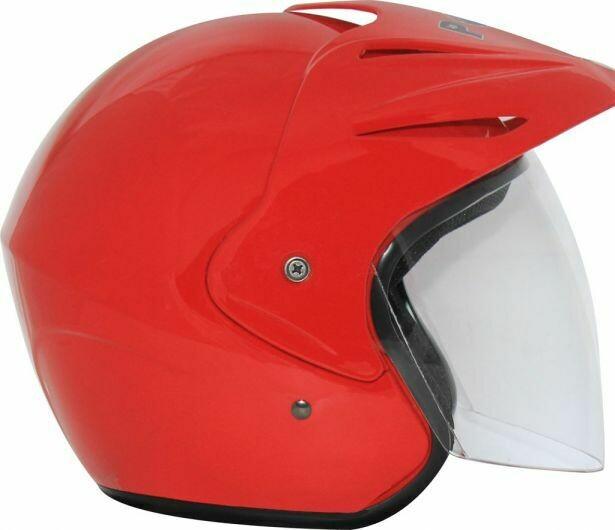 PHX Street Elite - Pure, Gloss Red, XL