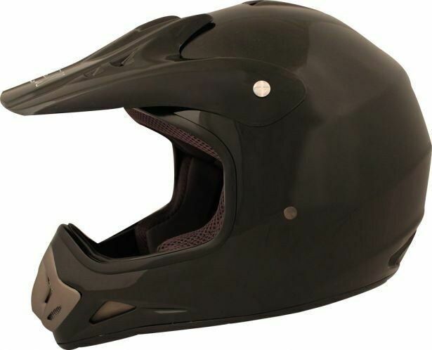 PHX Vortex - Pure, Gloss Black, XL