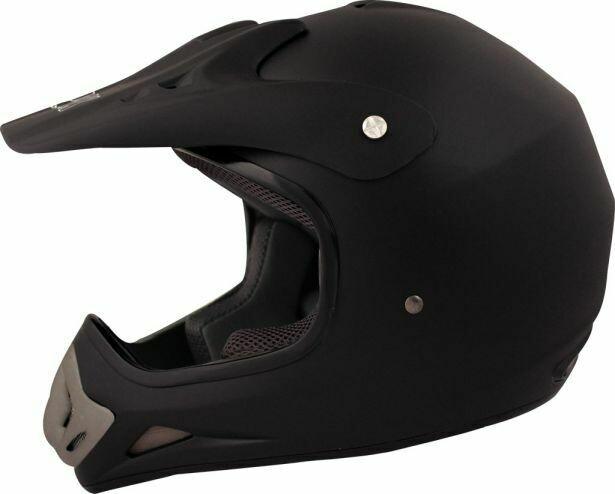 PHX Vortex - Pure, Flat Black, S 50H9651BK-S