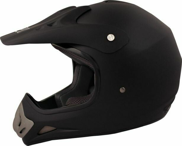 PHX Vortex - Pure, Flat Black, XXL 50H9651BK-XXL