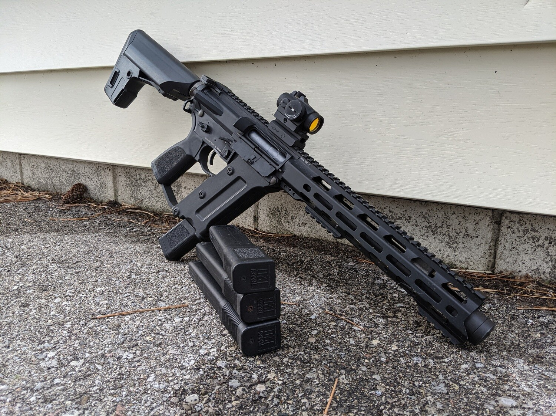 USED ITEM - KWA Tk.45 Ronin AEG 3 Airsoft Rifle