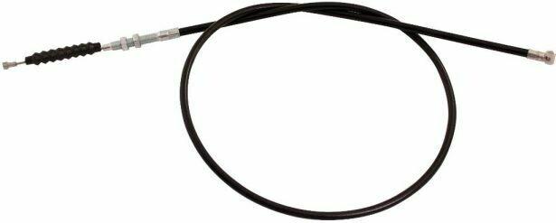 Clutch Cable - M8, 120.8cm Total Length CBL1120