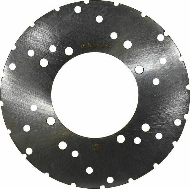 Brake Rotor - 4 Bolt 195mm 89mm Brake Disc, 300cc, 2x4, 4x4 and 4x4 IRS 90A2049