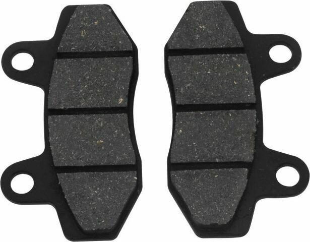 Brake Pads - 50cc to 250cc, Disk Brake, Small, Set 90D1020