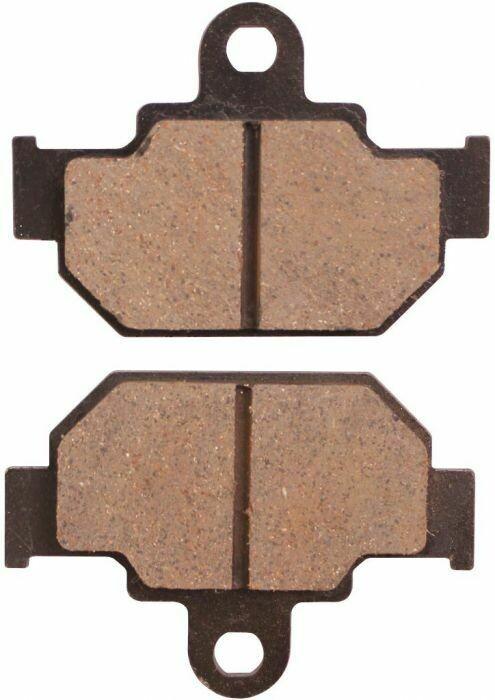 Brake Pads - Set (2pcs) 90D1055