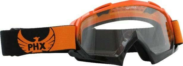 PHX GPro Adult Goggles - Gloss Orange/Black (50G7065OG)
