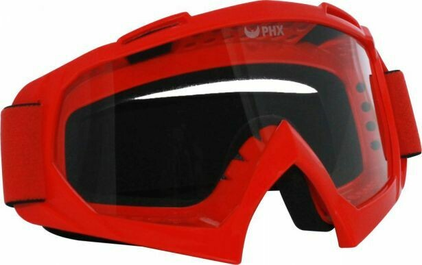 PHX GPro Adult Goggles - Gloss Red (50G7060RD)
