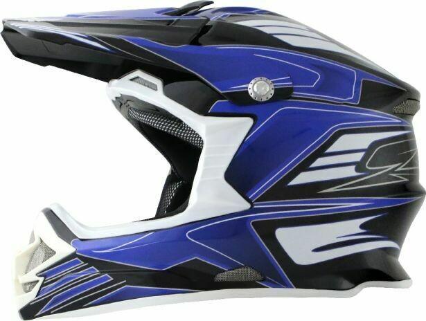 PHX Raptor - Tempest, Gloss Blue, L 50H8005BU-L