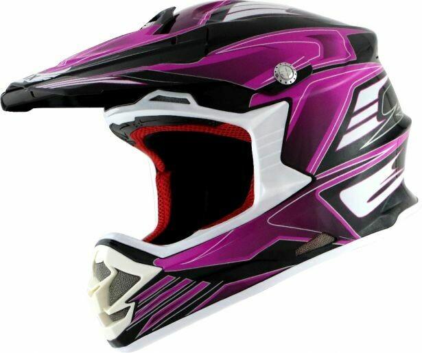 PHX Raptor - Tempest, Gloss Pink, XS 50H8005PK-XS