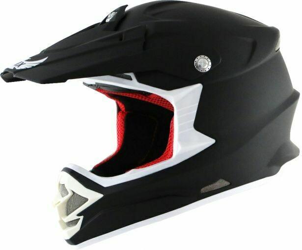 PHX Raptor - Pure, Flat Black, S 50H8004BK-S