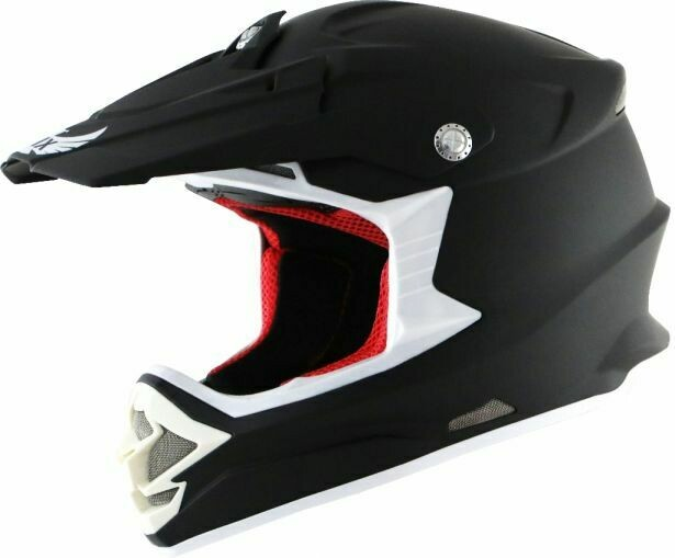 PHX Raptor - Pure, Flat Black, XL 50H8004BK-XL