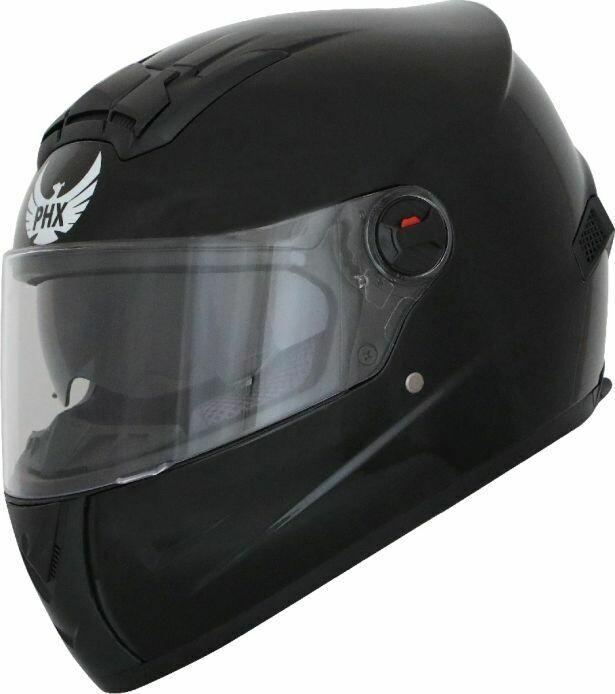 PHX Stealth - Pure, Flat Black, L 50H1840BK-L