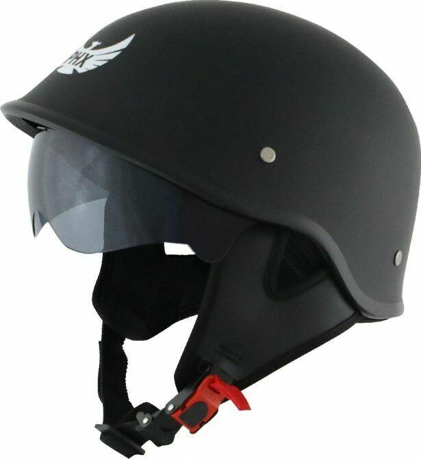 PHX Marauder - Pure, Flat Black, XL 50H4040BK-XL