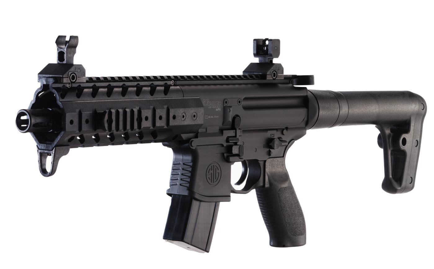 Sig® Sauer MPX Air Rifle .177 Cal.