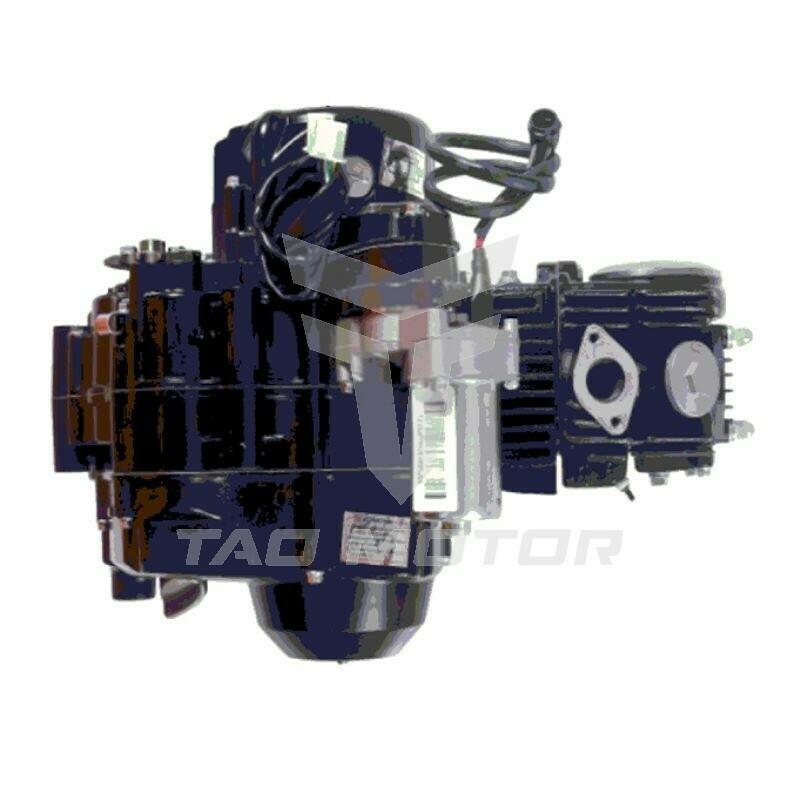 Engine-125cc  (Tao Tforce Pro/New Cheetah)