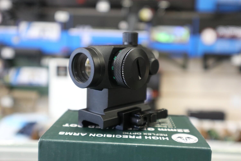 High Precision Arms Reflex Dot Sight