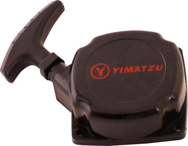 Pull Start - Square, 4-Bolt, Yimatzu Brand 30P3710
