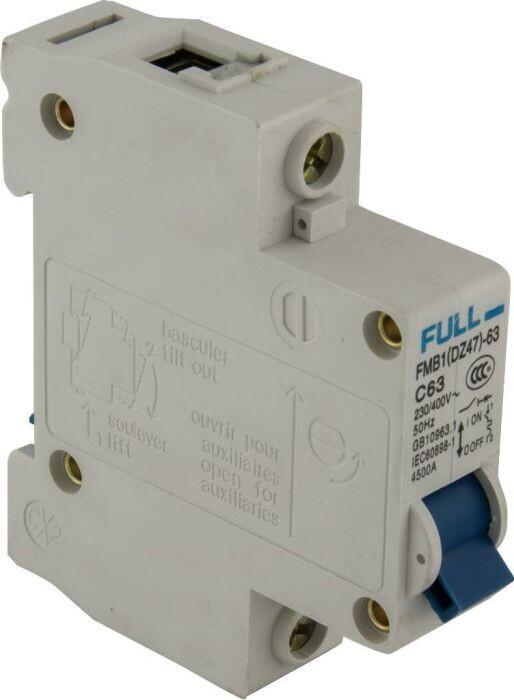 Circuit Breaker - 63A, FULL 60A9463