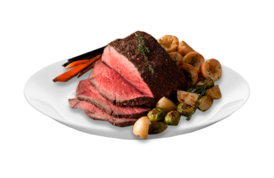Roast Beef and Rustica Potato