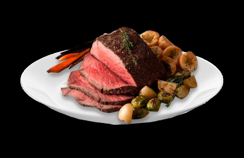 Roast Beef and Rustica Potato