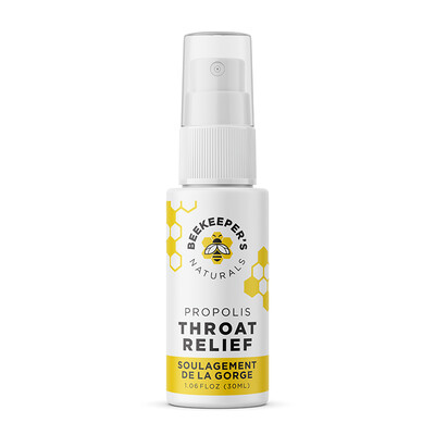 Bee Keepers Throat Spray
