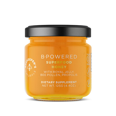 Bee Keepers Superfood Honey Small