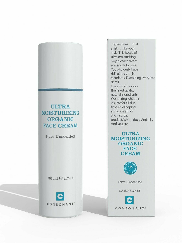Consonant Moisturizing Face Cream 50ml
