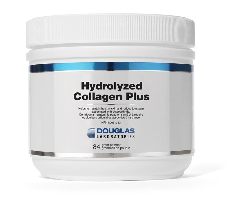 Hydrolyzed Collagen Plus 84g